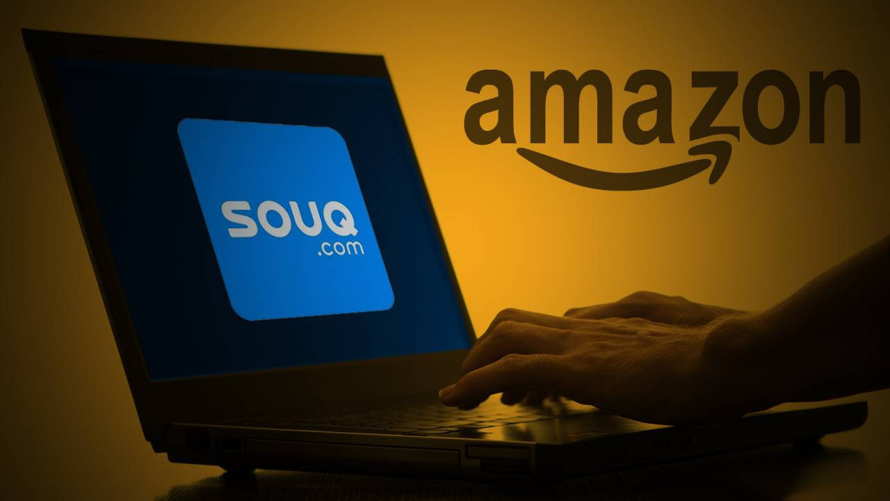 Amazon & Souq (Commercial) – Arabic/Mediterranean Female, 17 – 20 years old