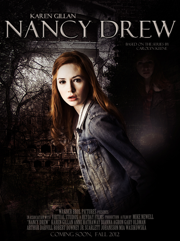 "Casting Call in Monroe, Georgia for ""Nancy Drew"" Movie"
