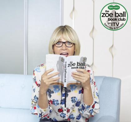 Zoe Ball idents with spec savers – Male or female, 33 – 45 years old