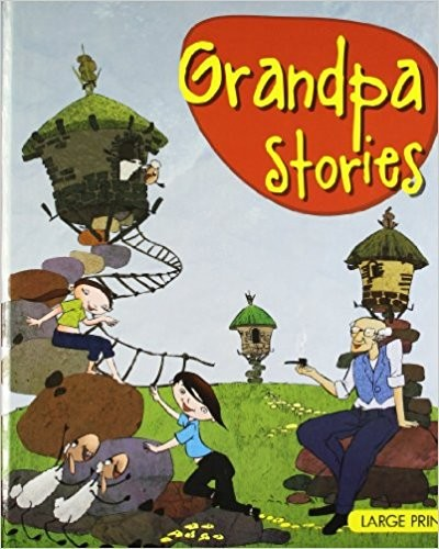 GRAMPA'S STORIES – Screenplay for sale