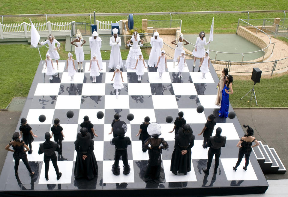 Mind Chess – Screenplay for Sale