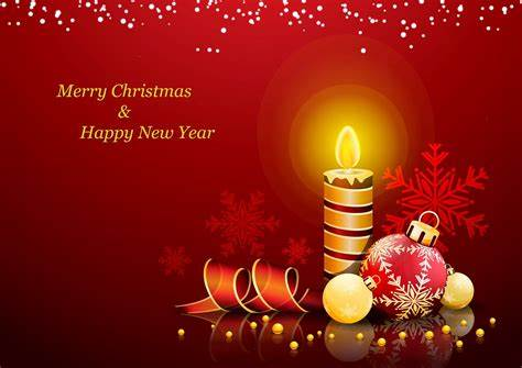 We wish you all a Blessed Christmas and Happy New Year!
