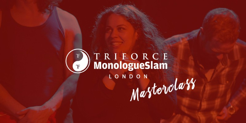 Monologue Slam UK